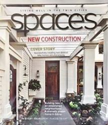 Spaces magazine August 2017
